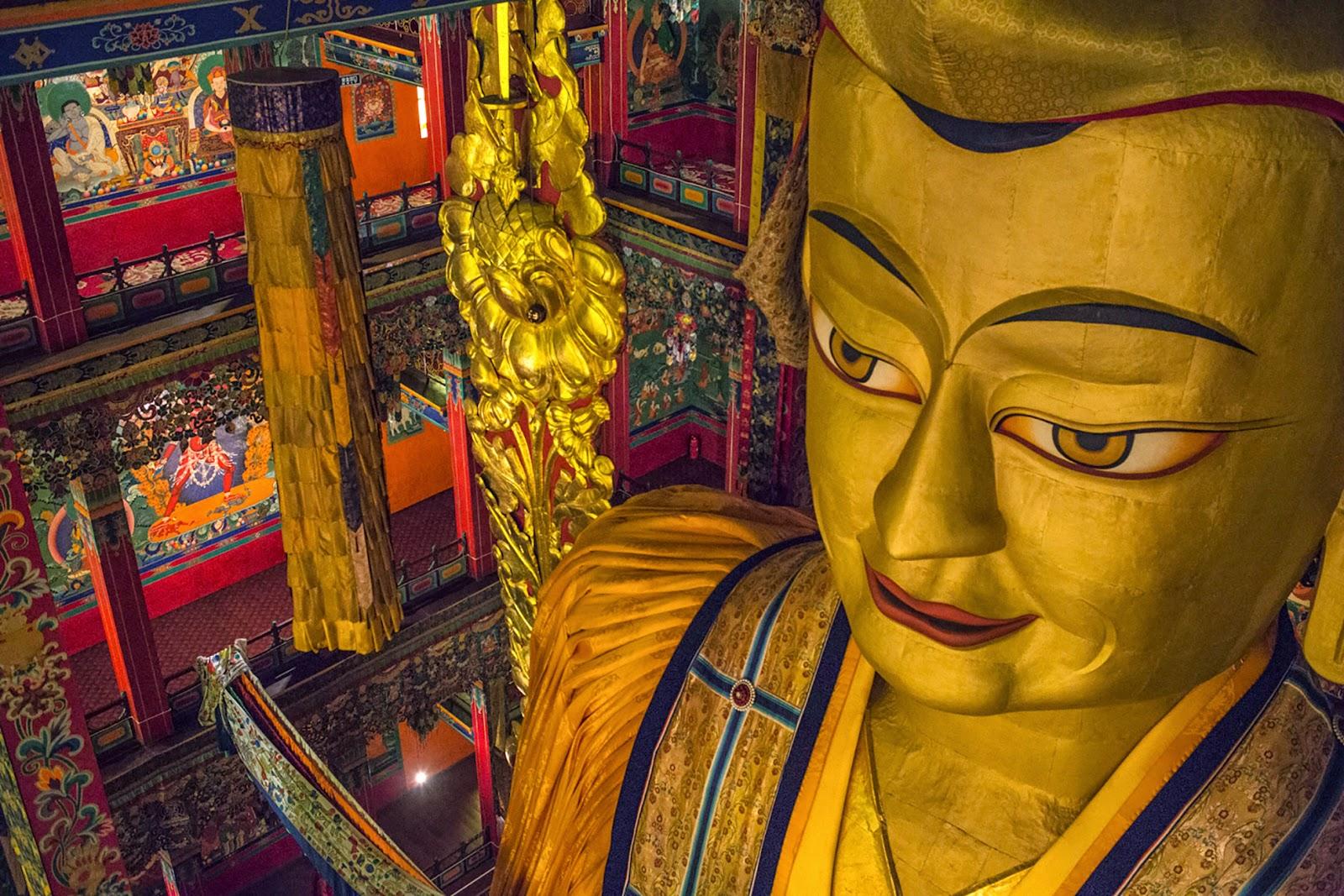 I Tre Principali Aspetti del Sentiero di Lama Tsongkhapa e Preghiere di Manjushri