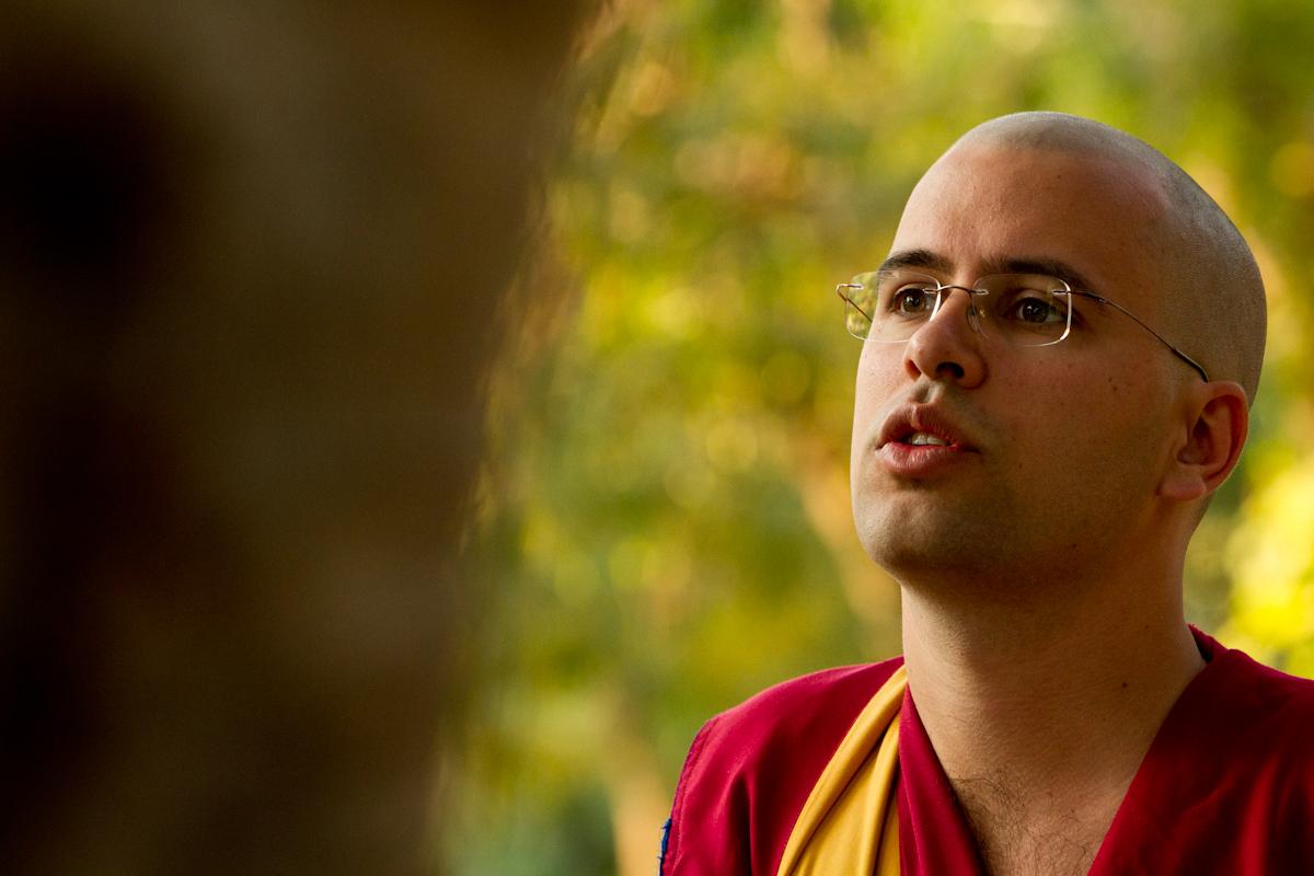 La filosofía budista en la vida cotidiana, Universidad USAL, Buenos Aires
