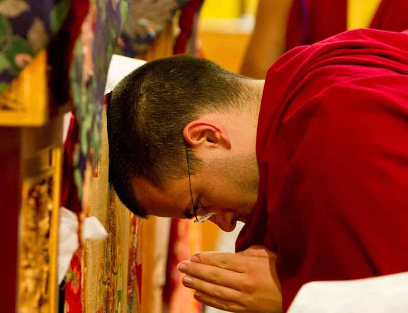 Bodhisattvacharyavatara chapter 8 & 9 (2013)