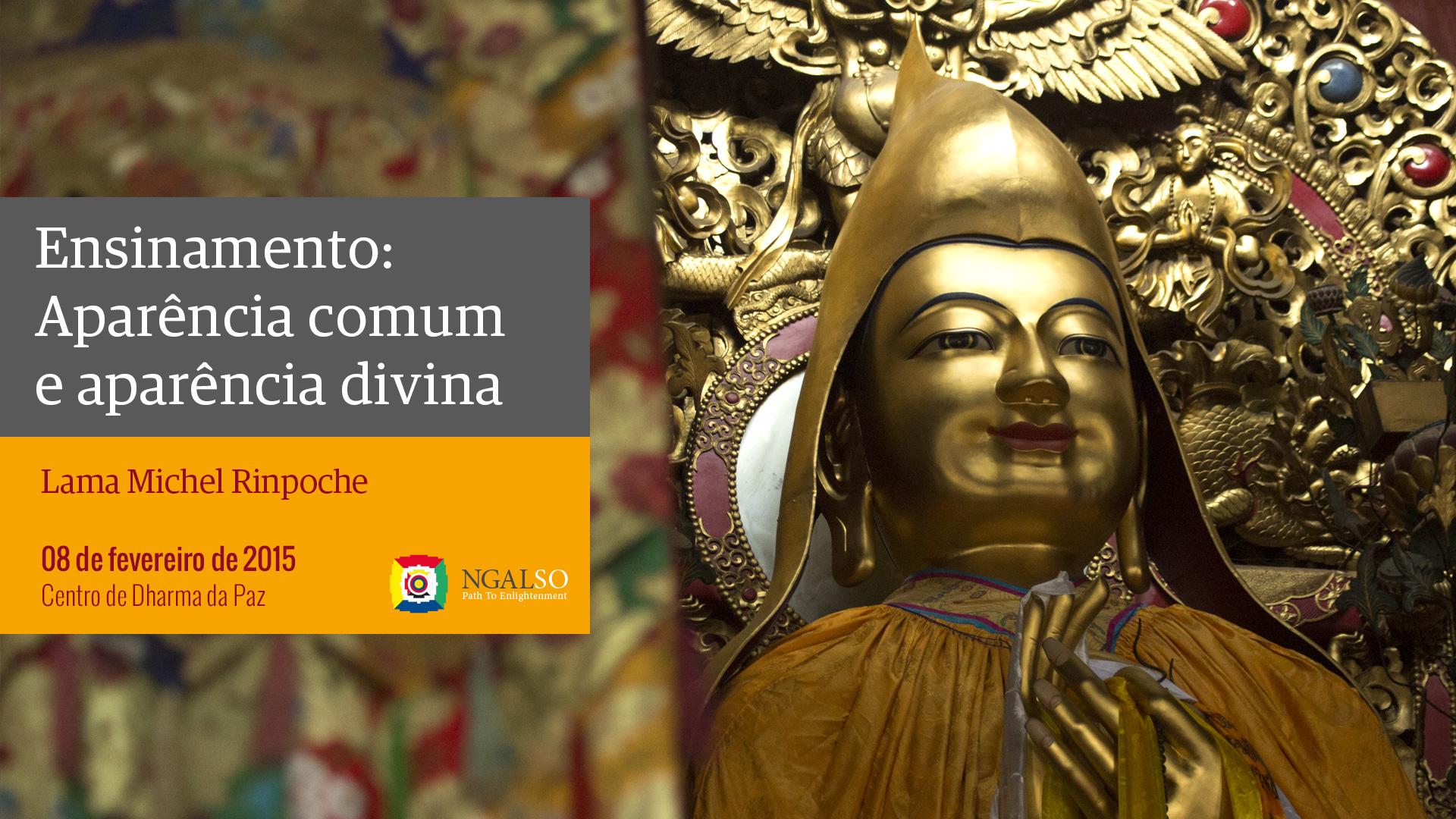 Aparência comum e aparência divina