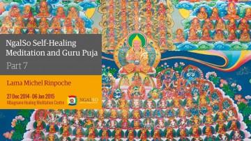 NgalSo Self-Healing Meditation and Guru Puja - Part 7