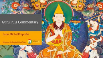 Guru Puja Commentary (English – Italian) – 2015/2016