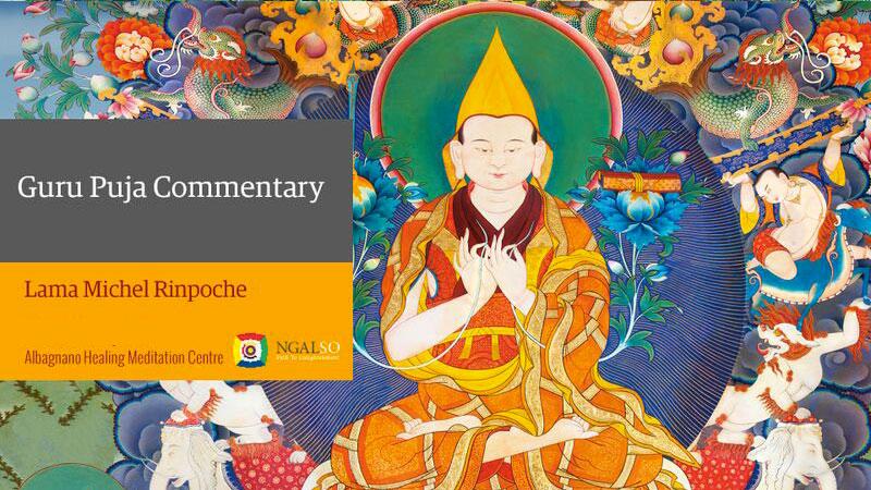 Guru Puja Commentary (English – Italian) – 2015/2016