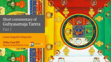 Short Commentary of Guhyasamaja Tantra - Part 1