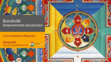 Kurukulle Empowerment and practice (English – Italian) – 18/19 April 2015