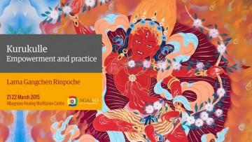Singamukha and Kurukulle Empowerment and practice (English – Italian) – 21/22 March 2015