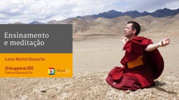 Ensinamentos e meditação