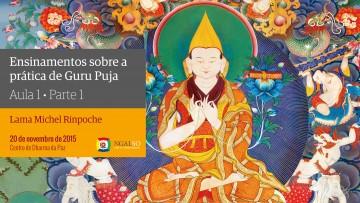 Ensinamentos sobre a prática de Guru Puja