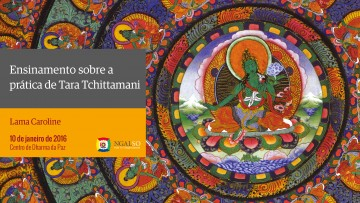 Ensinamentos sobre a pratica de Tara Tchittamani