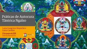 Práticas de Autocura Tântrica NgalSo – Guhyasamadja