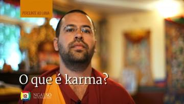 O que é karma?
