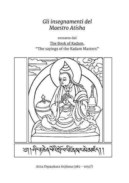 Gli insegnamenti del Maestro Atisha