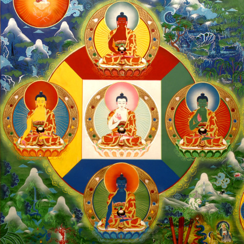 NgalSo Tantric Self-Healing Retreat, Lama Michel Rinpoche – 2010